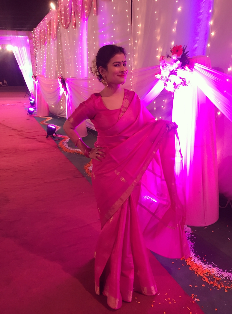 The Indian Wedding Diary – The Yellow Skirt